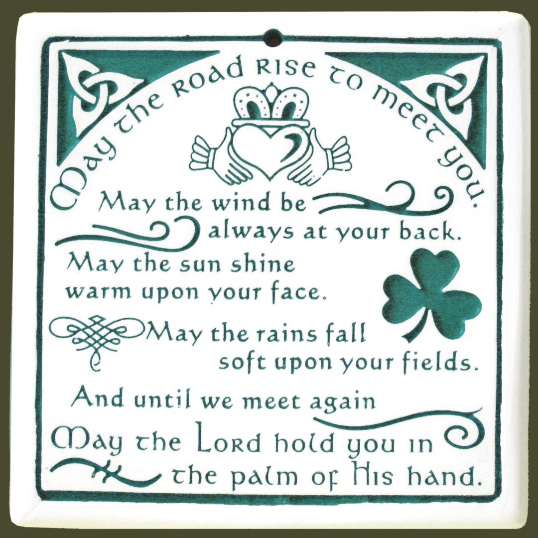 Celtic Blessing May The Road 4 Quotes Links