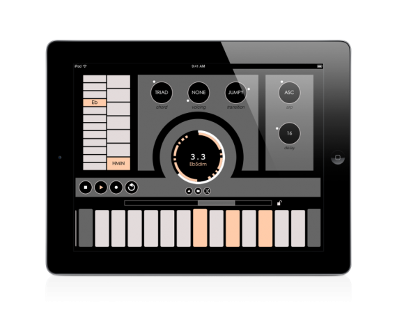 changeling ios sequencer