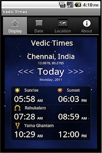 Vedic Times - screenshot thumbnail