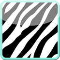 Complete Teal Zebra Theme icon