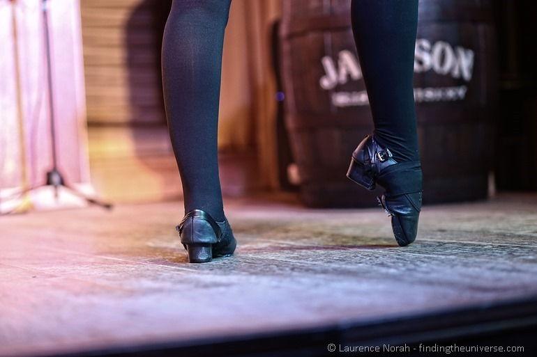 Irish dancer shoes Jameson barrel[2]