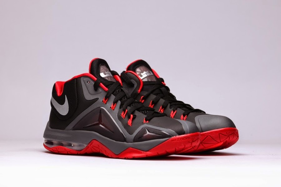 00007b82e9d Nike Ambassador VII 8211 Black Red 8211 Available in Europe ...