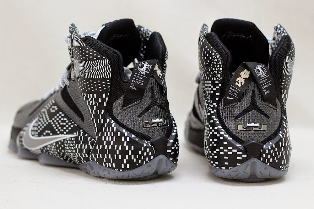 437d352598fb ... closeout release reminder nike lebron 12 8220black history month8221  3f407 6feac