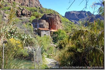 7644 El Aserrador-Paso Herradura(Casa bajo riscos)