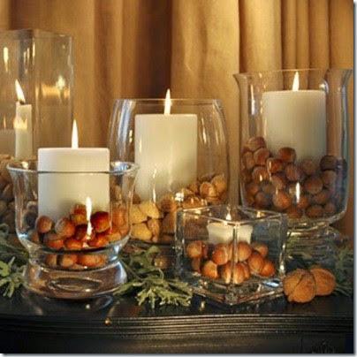 decoracion-boda-mallorca.velas-centros-de-mesa-frutos-secos