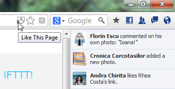 Facebook Messenger in Firefox