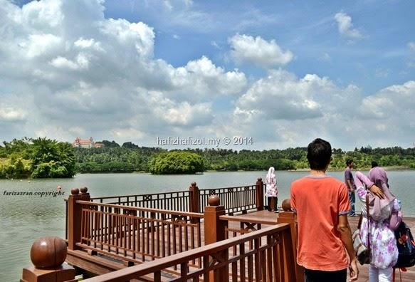 taman wetland putrajaya