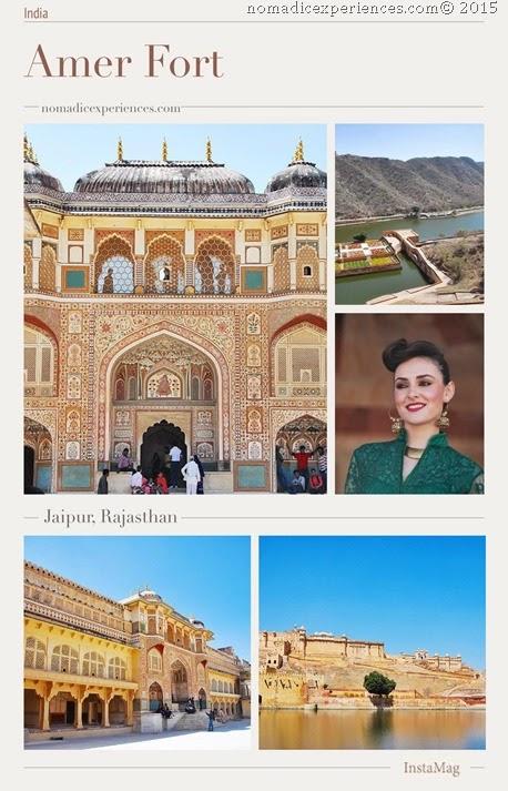 Jaipur Amer Fort
