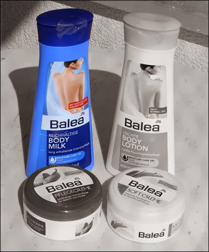 Balea Body Milk
