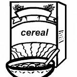 Dibujos De Cereales Para Colorear