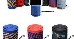 Loa Bluetooth HF-U6 - Có Chân Đế Làm Giá Đỡ Điện Thoại - ÂM THANH CỰC HAY