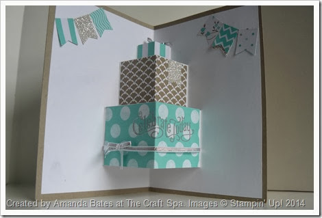 2014_01, Amanda Bates,The Craft Spa, Jan Class, Banners & Presents Trio (1)