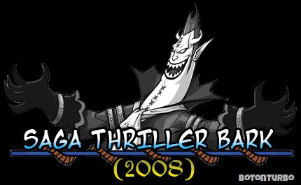 One Piece - Saga Thriller Bark