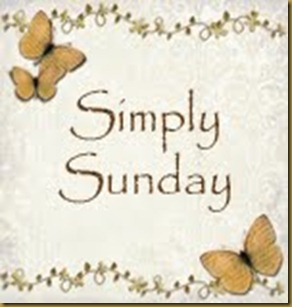 simply sunday Button150