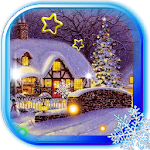 Christmas Snowfall 2014 HQ LWP
