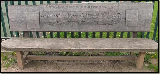 A Middlewich bench