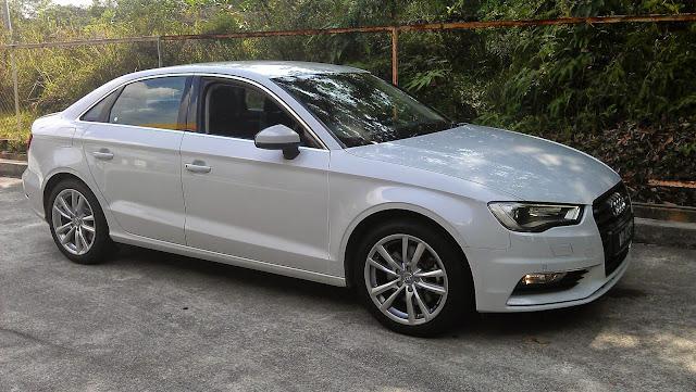motoring-malaysia: audi a3 sedan - the audi 1.4tfsi & 1.8 tfsi