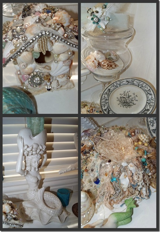 Treasures collage