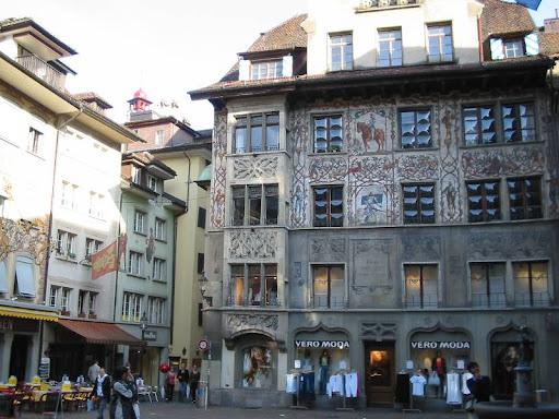 hot sale online cb389 a0e16 Hirschenplatz — Luzern — My albums