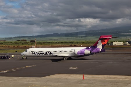 Ghid turistic Hawaii: Hawaiian Air