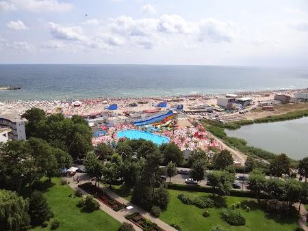 07. Panorama din balcon Hotel Europa Eforie Nord.JPG