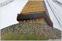 Ступа Боднатх. Фото Лобанова В. www.timeteka.ru