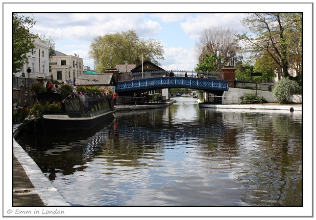 The Waterside Cafe - Little Venice