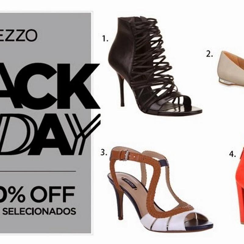 94c7f05f7 Promoção de sapatos Arezzo na  Black Friday  – sexta-feira (29 nov.)