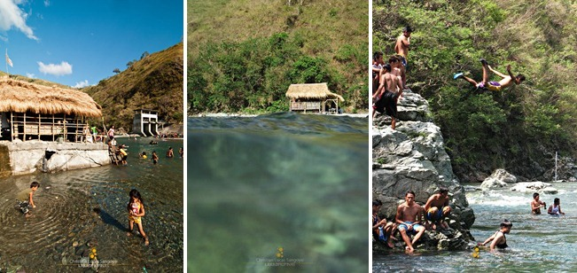 Summer at Dupinga River in Gabaldon