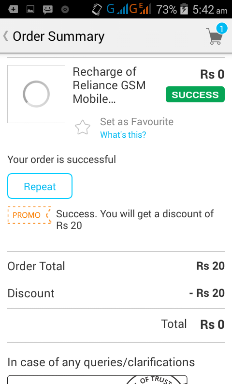 Free 20 Recharge from Paytm » DROIPIRATES