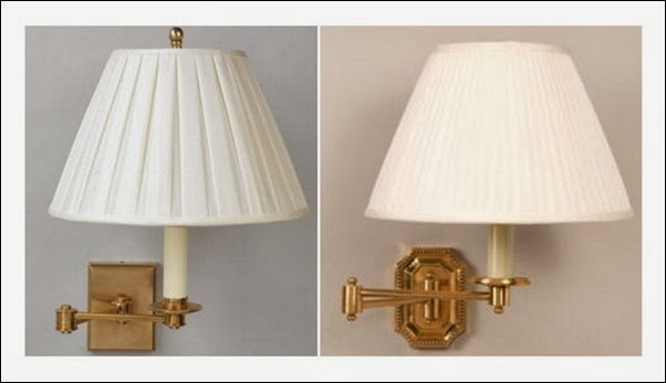 Vaughan sconces