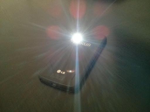 Minimum Permissions Flashlight