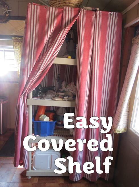 Hello Kirsti Easy Covered Shelf