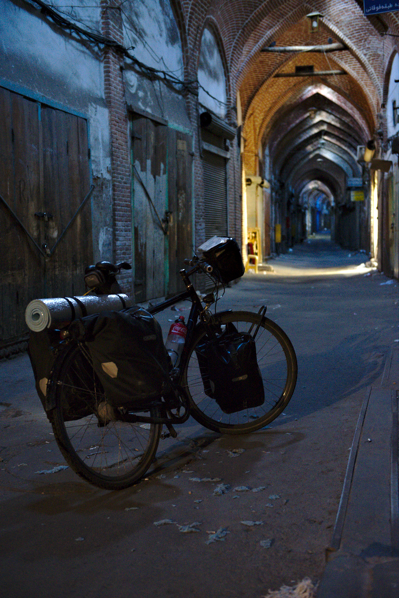 Cycling 2000 Kilometers Through Iran And Some Practical