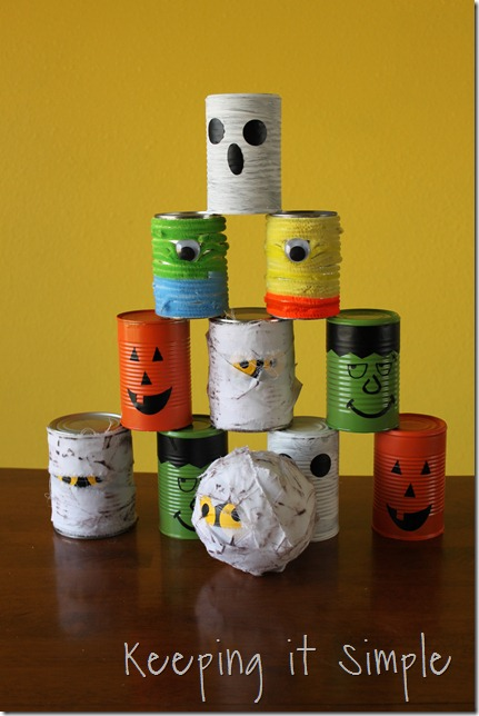 Halloween bowling cans (9)