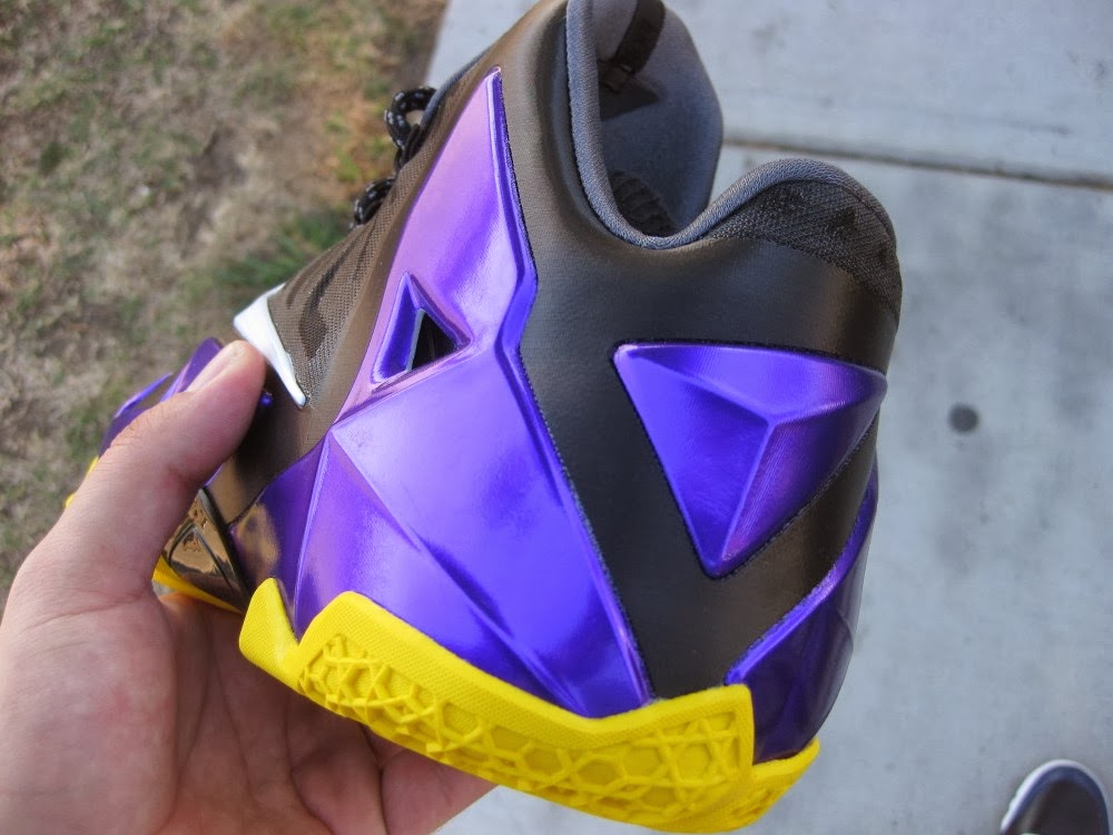 06757124dce ... Nike LeBron XI Lakers Chroma iD Build by gentry187 ...