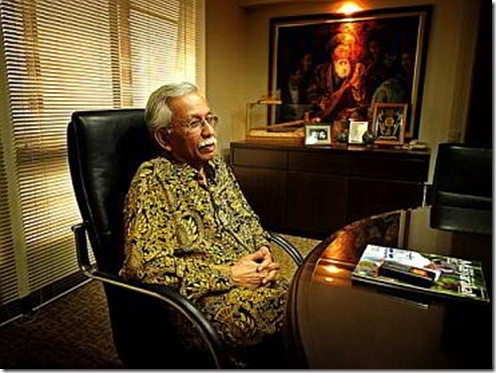 The Return of Tun Daim Zainuddin's Monopoly Game?