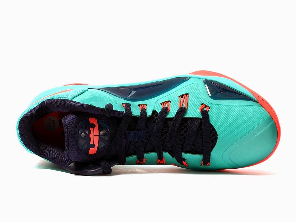 wholesale dealer c312b 6610e ... Nike Uses Classic Miami Green amp Mango Look On New Ambassador 7 ...