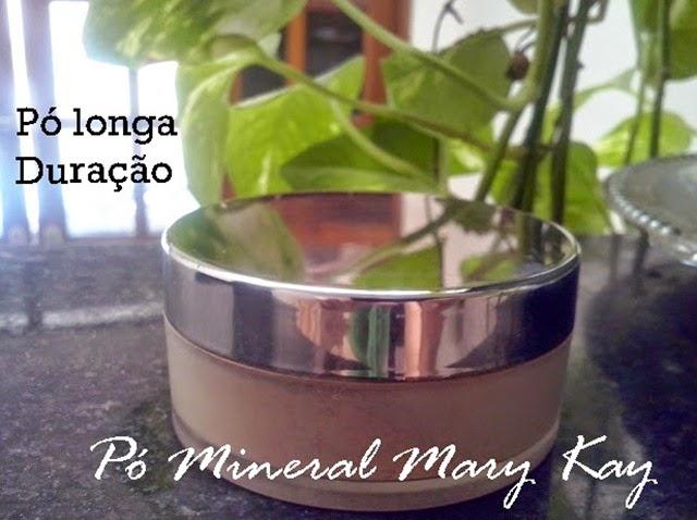 Pó Mineral Mary Kay