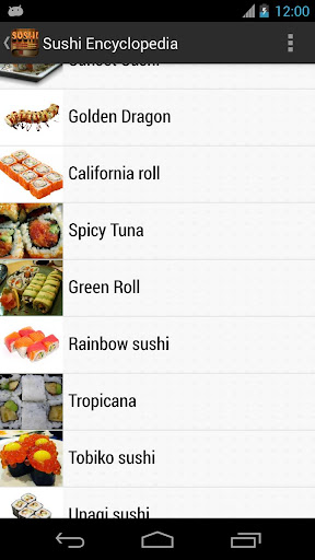 免費下載書籍APP|Sushi Encyclopedia app開箱文|APP開箱王