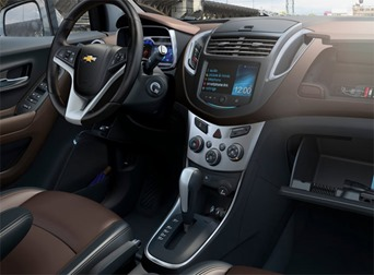 Chevrolet Tracker 20132014 Interior 2