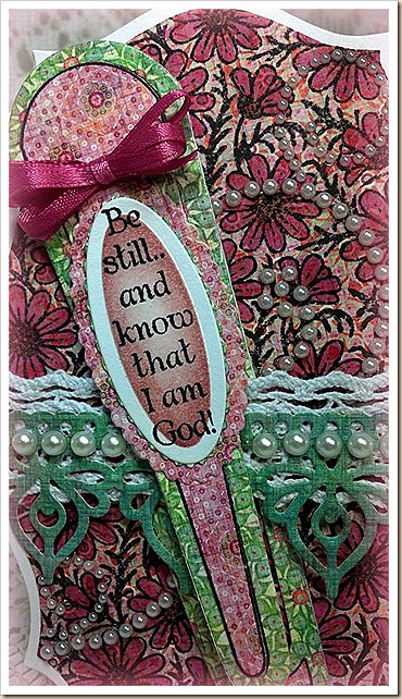 Our Daily Bread designs, Daisy Background, Bookmark-Eagle, Bookmark Die, Bookmark Verses