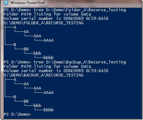 Copy Files and Folders using PowerShell – Aman Dhally's Blog