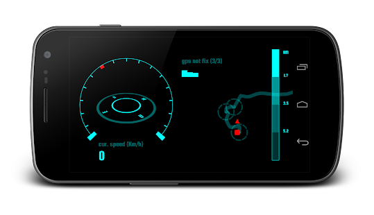 Navier HUD Navigation Premium - screenshot thumbnail