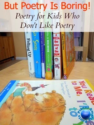 Poetry for Kids Who Don't Like Poetry from Planet Smarty Pants