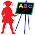 English Alphabets by Tidels logo