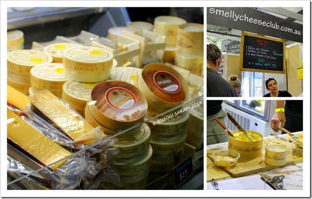 Good Food and Wine Show 2014 - Smelly Cheese Club © BUSOG! SARAP! 2014