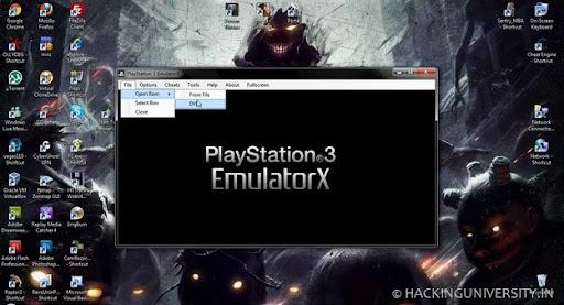 ps3 emulatorx