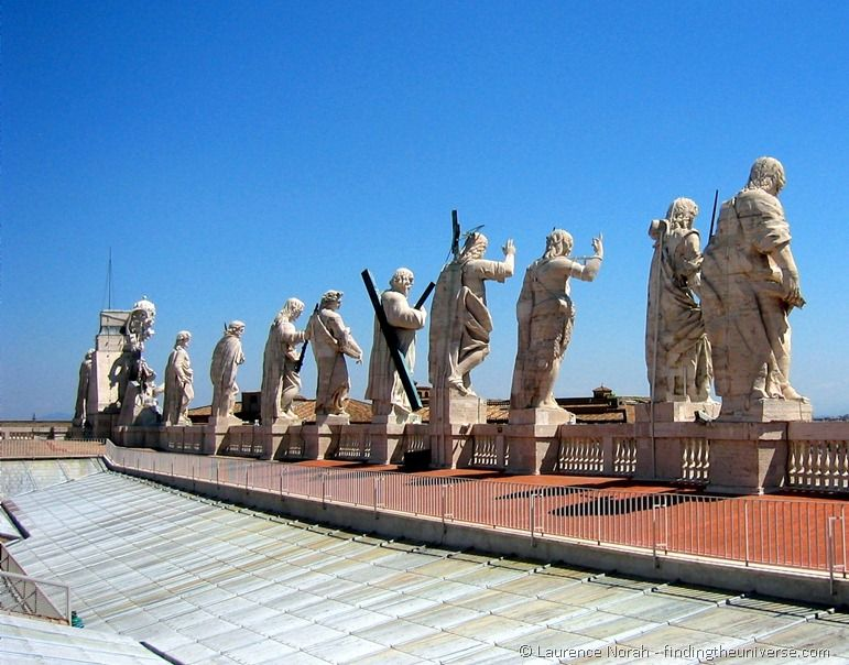 Essential Attractions in Rome Vatican