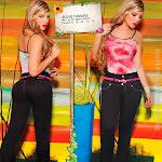 Angelica Jaramillo y Sofia Jaramillo Modelando D'Axxys Jeans Foto 34